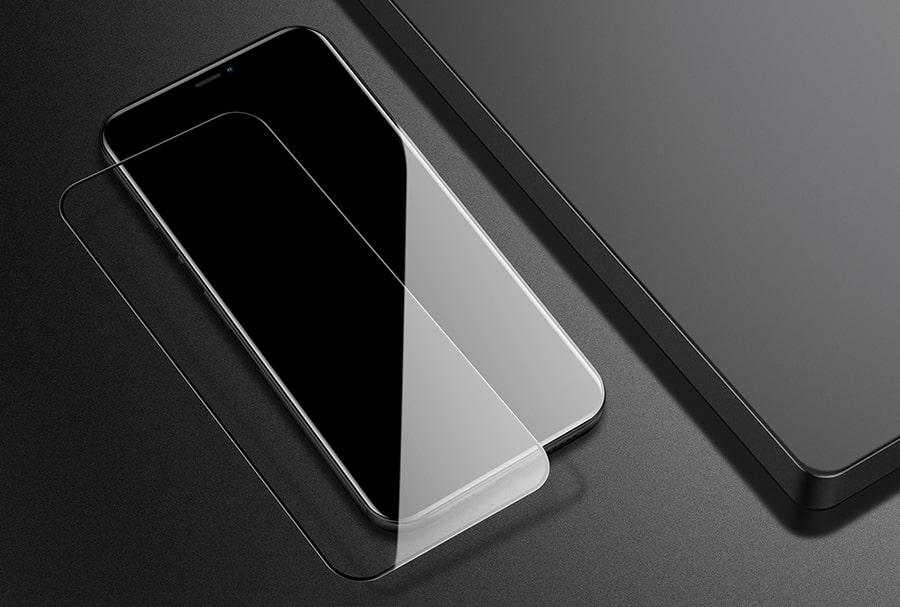 گلس برند نیلکین برای گوشی اپل iphone 12 pro max