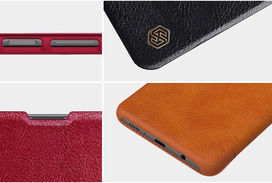 کیف محافظ چرمی Samsung M51