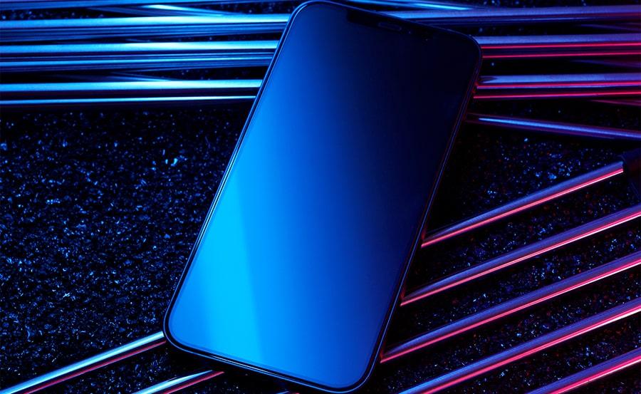 گلس حاشیه دار نیلکین برای گوشی iphone 12 pro max