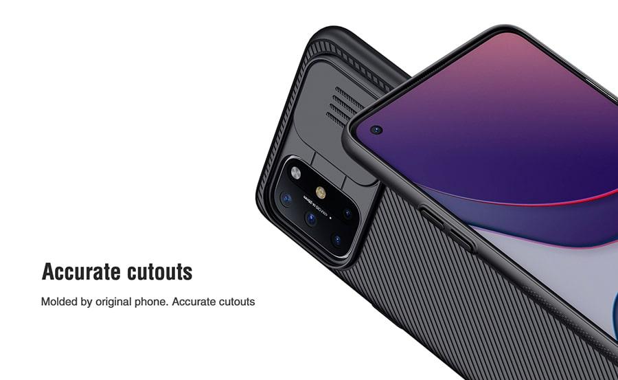 قاب محافظ برند نیلکین برای گوشی OnePlus 8T