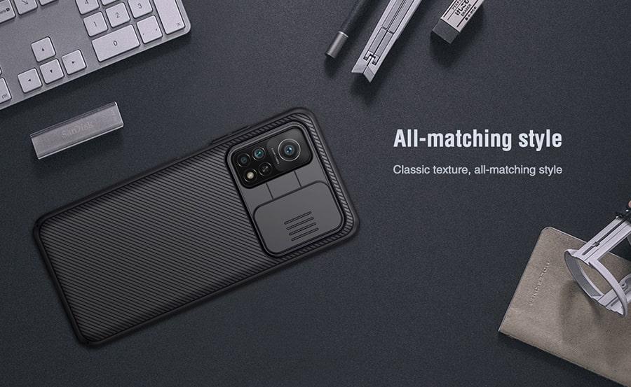 قاب محافظ nillkin Xiaomi Mi 10T 5G/10T Pro 5G/K30 S