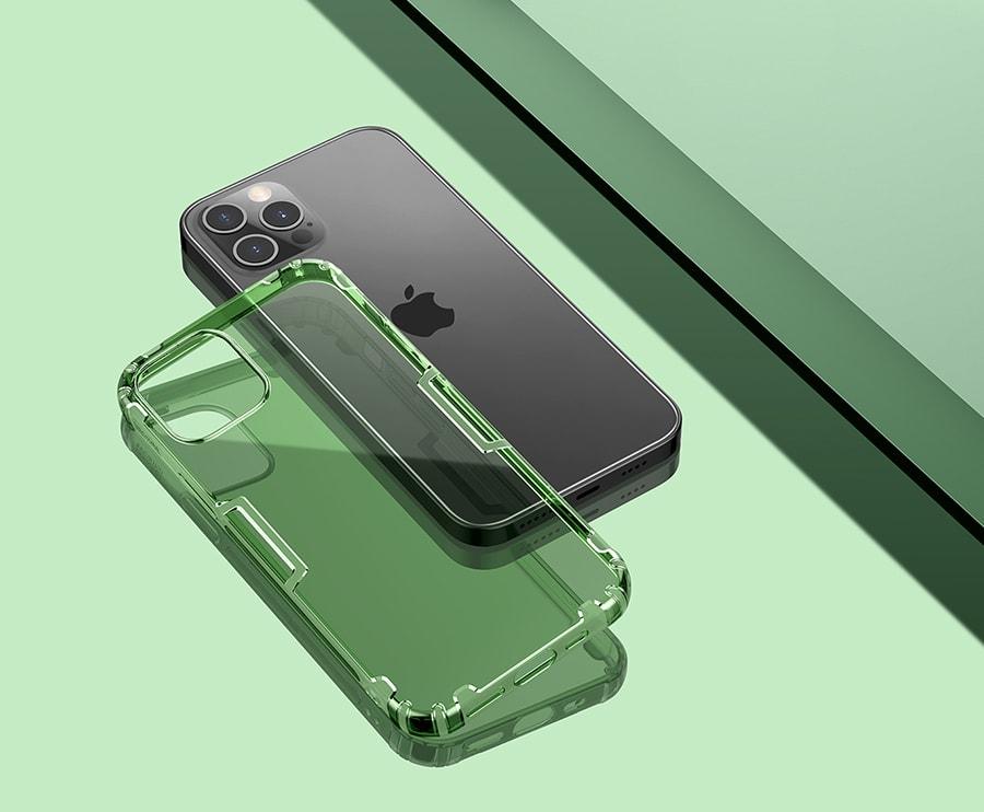 قاب ژله ای رنگی iPhone 12 Pro Max