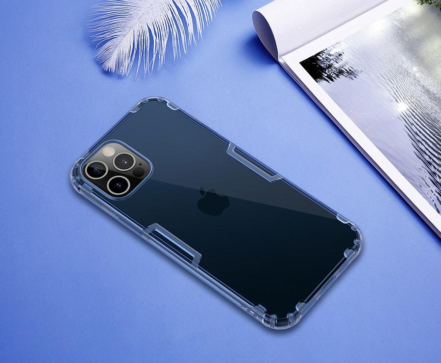 قاب منعطف iPhone 12 Pro Max