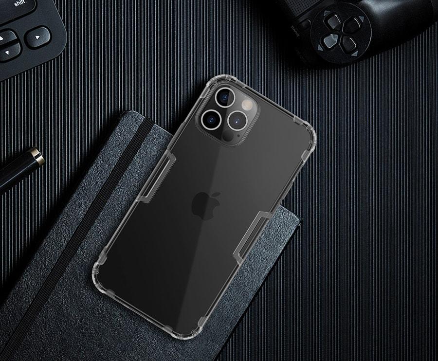 قاب محافظ ژله ای iPhone 12 Pro Max