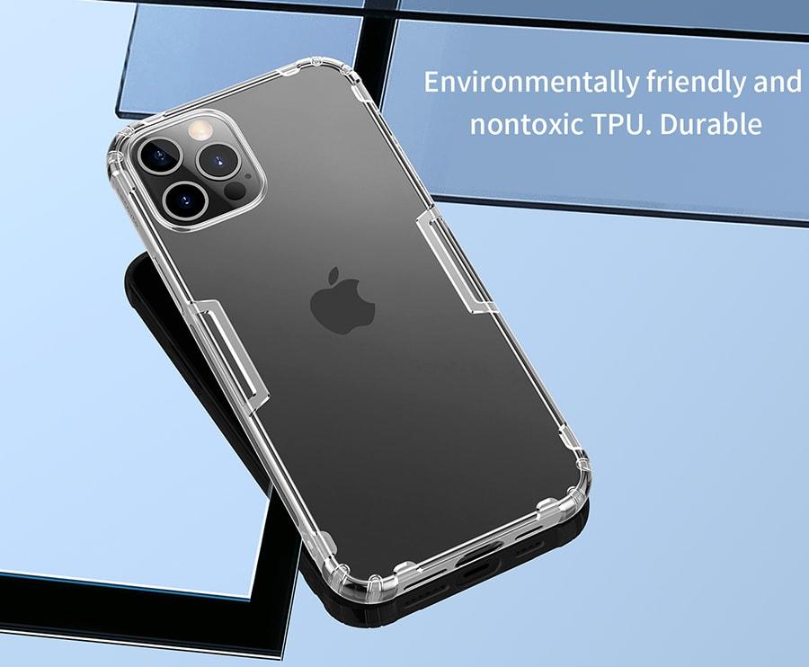 کاور ژله ای iPhone 12 Pro Max