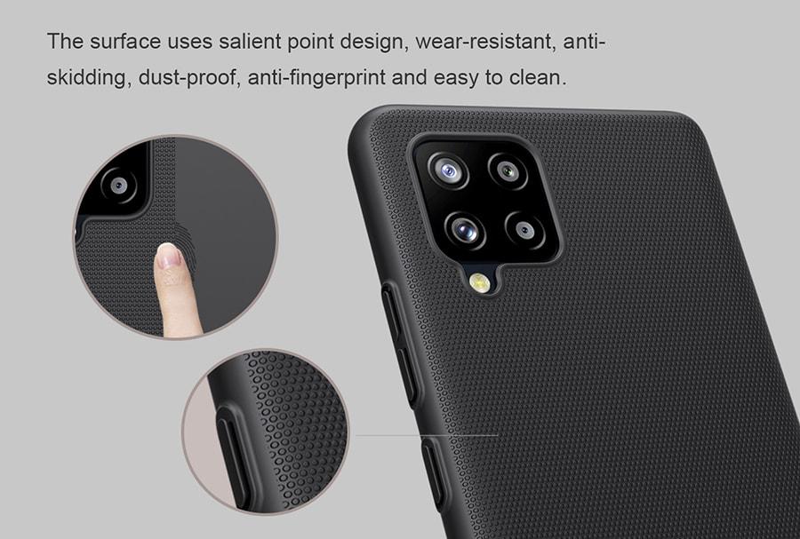 قاب نیلکین برای گوشی Samsung A42 5G