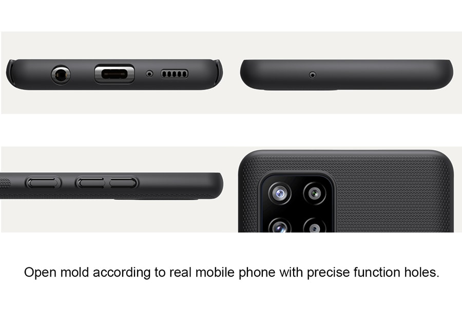 قاب فراستد نیلکین Samsung A42 5G
