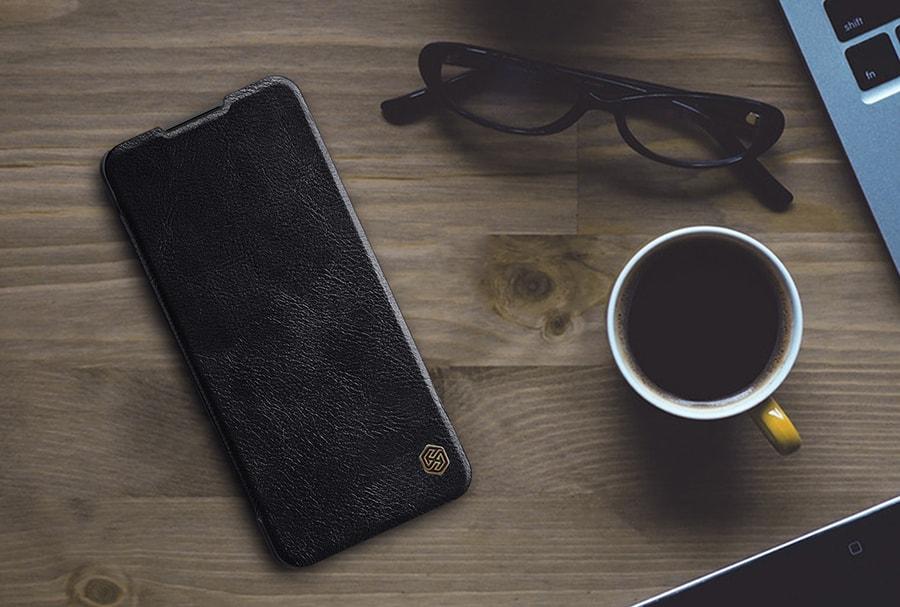 کیف چرم نیلکین برای گوشی Samsung A42 5G