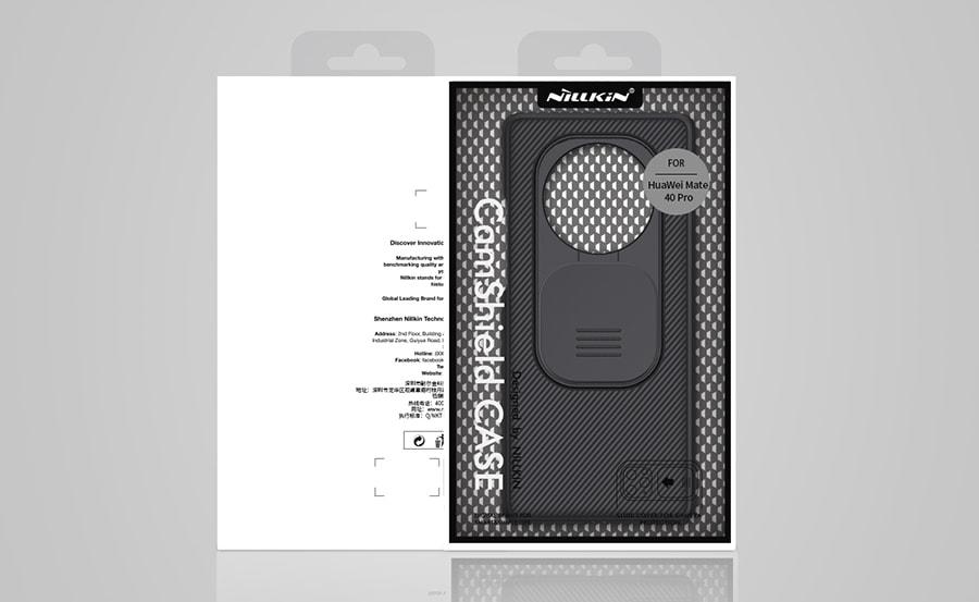 خرید آنلاین قاب محافظ نیلکین برای گوشی Huawei Mate 40 Pro