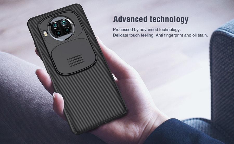 قاب نیلکین Xiaomi Mi 10T Lite 5G