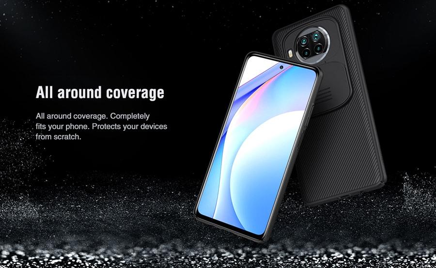 قاب گوشی Xiaomi Mi 10T Lite 5G