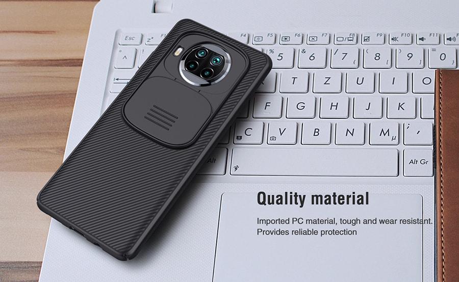 کاور گوشی Xiaomi Mi 10T Lite 5G