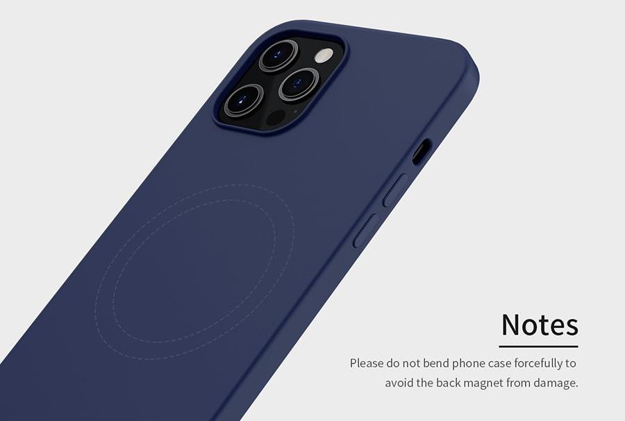 قاب سیلیکونی رنگی برای گوشی iphone 12 pro max