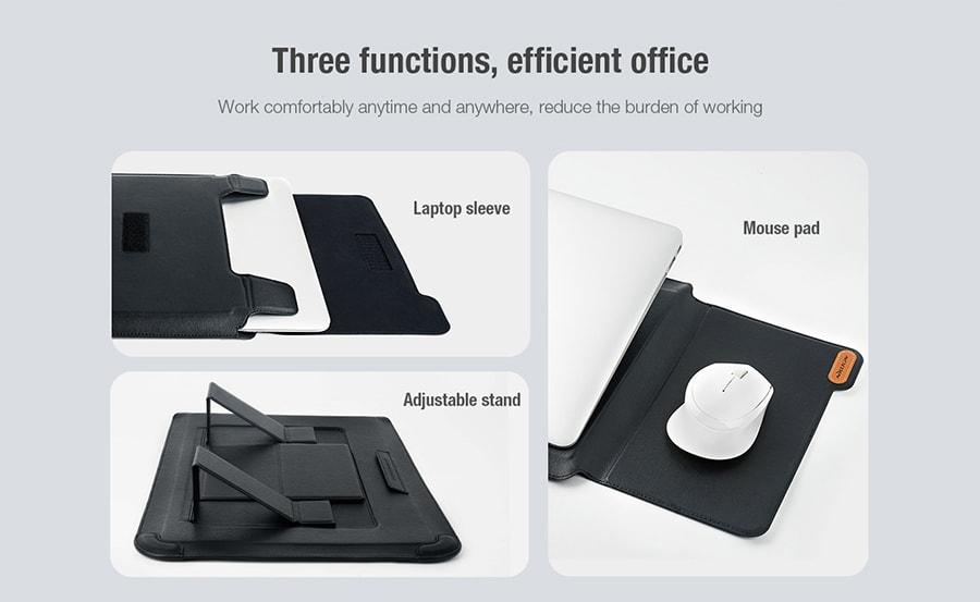 کیف لپ تاپ 3 کاره