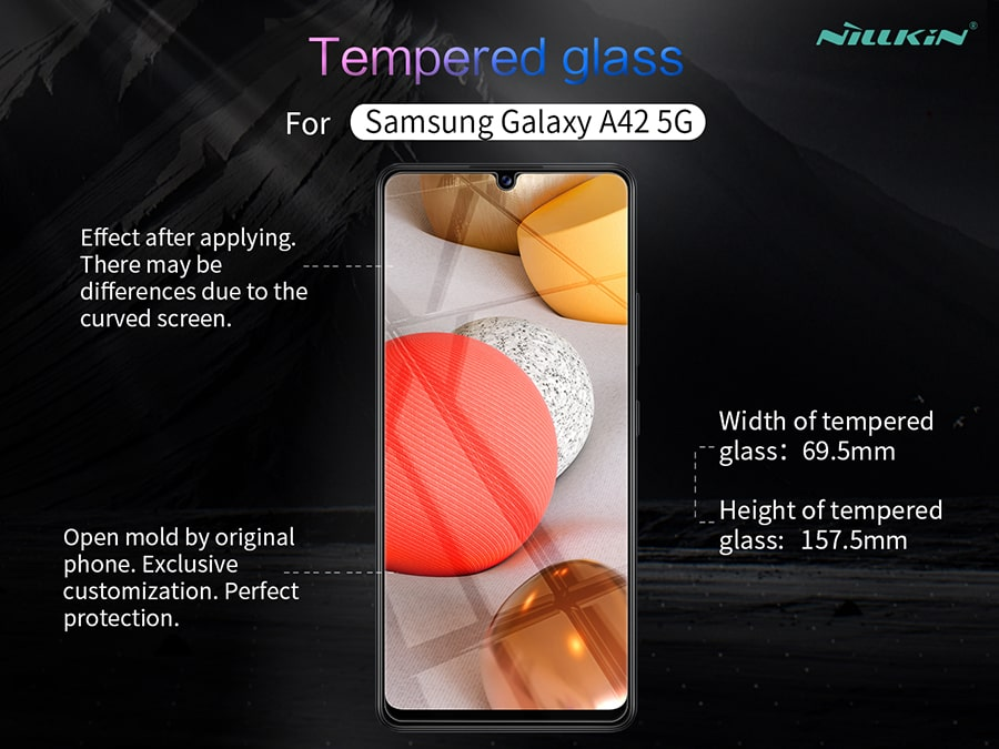 گلس گوشی سامسونگ Samsung Galaxy A42 5G