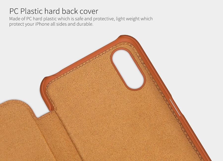 کیف چرم مصنوعی برای Samsung Galaxy A01