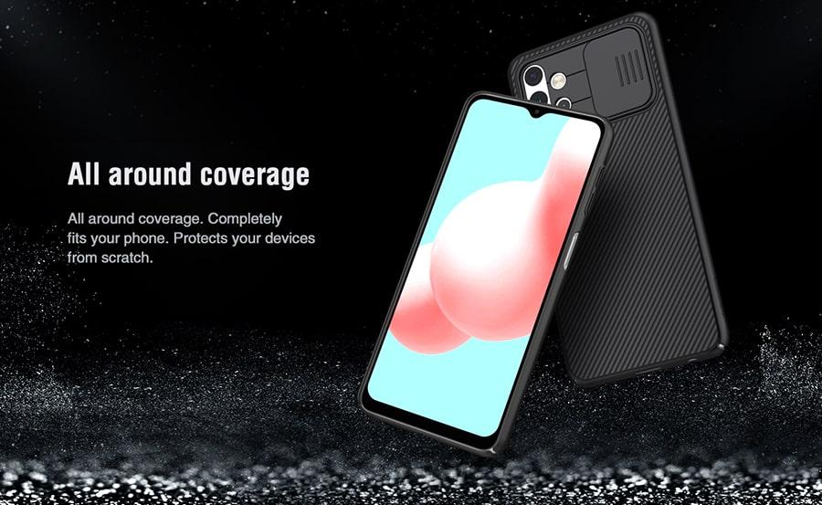 قیمت کاور کمشیلد نیلکین Samsung Galaxy A32 5G