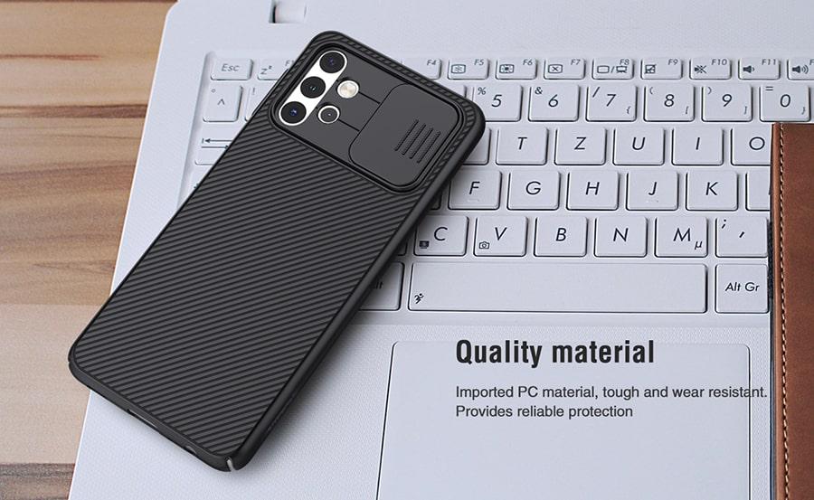 قاب محافظ لنز دار برای گوشی Samsung Galaxy A32 5G