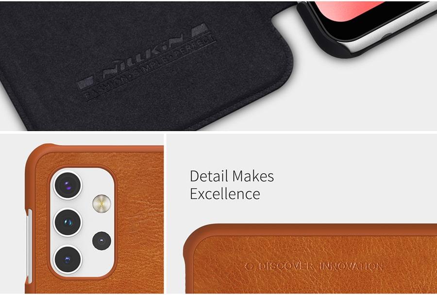 کیف محافظ نیلکین برای گوشی Samsung A32 5G