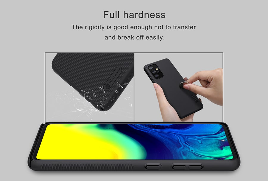 کاور برند نیلکین گوشی Samsung Galaxy A52 5G