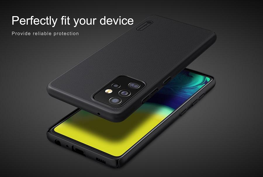 قاب فراستد نیلکین برای Samsung Galaxy A52 5G