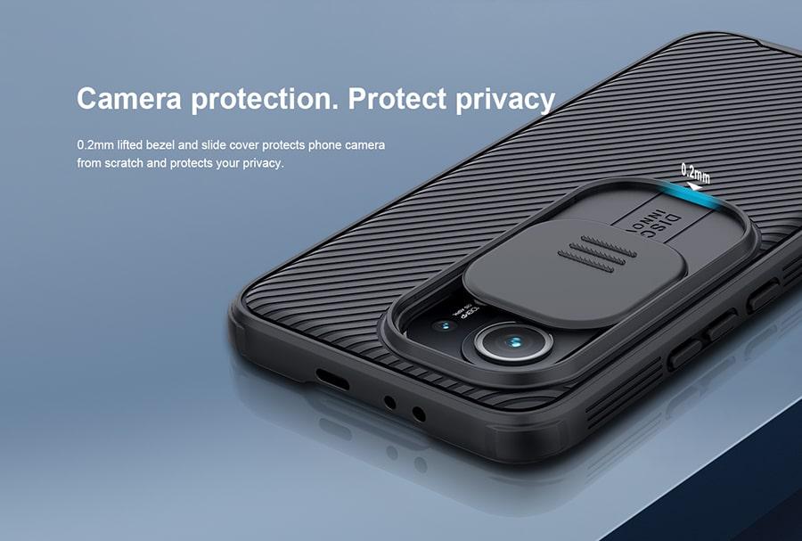 قاب نیلکین برای گوشی Xiaomi Mi 11