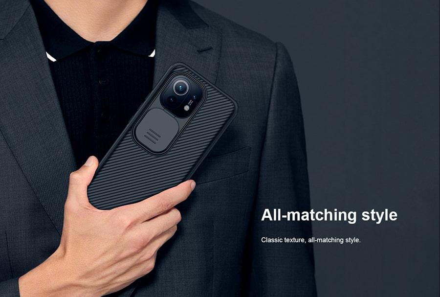 قاب محافظ گوشی Xiaomi Mi 11