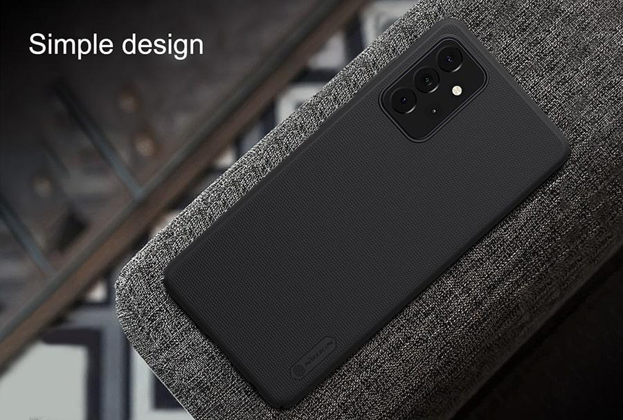 قاب نیلکین برای گوشی Samsung Galaxy A72 5G