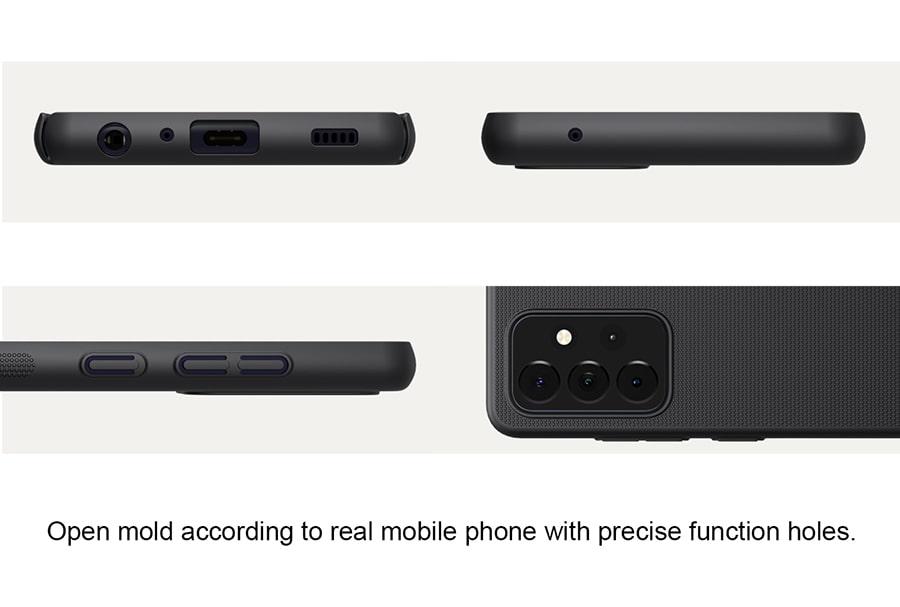 قاب ساده گوشی Samsung A72 5G