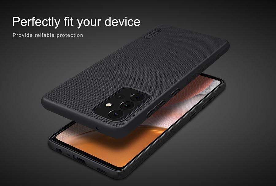 قیمت قاب برند نیلکین برای گوشی Samsung A72 5G