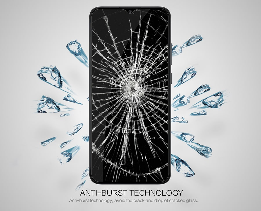 گلس نیلکین Samsung Galaxy A02s/M02s
