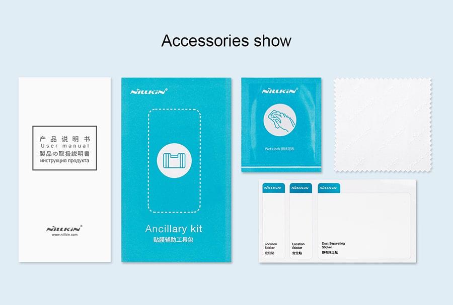 گلس تمام چسب گوشی Xiaomi Redmi Note 9 5G