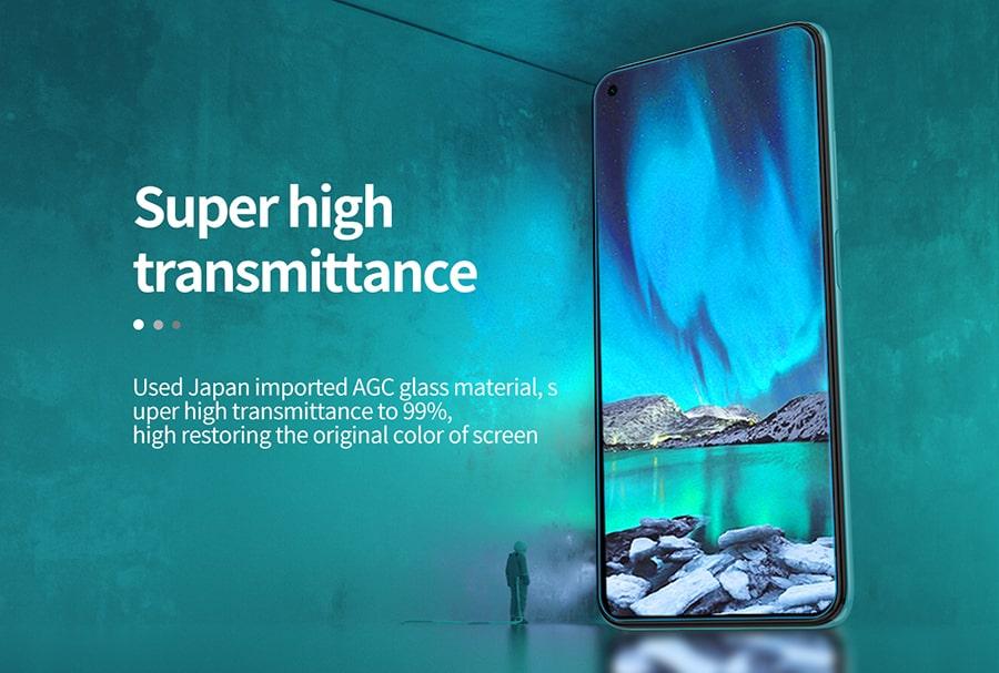 Nillkin H+ Pro Glass Xiaomi Redmi Note 9 5G