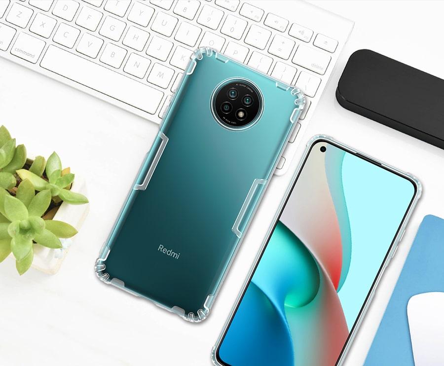 Nillkin TPU Case Xiaomi Redmi Note 9T