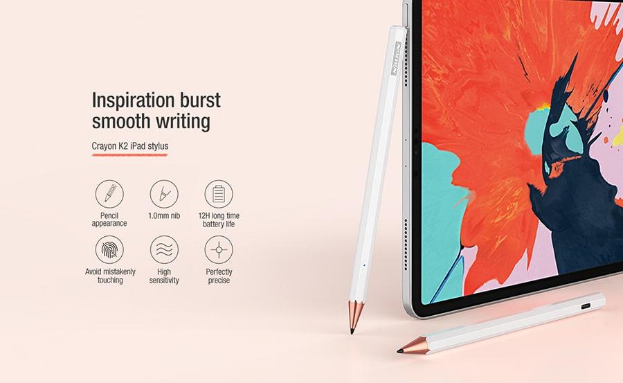 Nillkin Crayon K2 iPad stylus