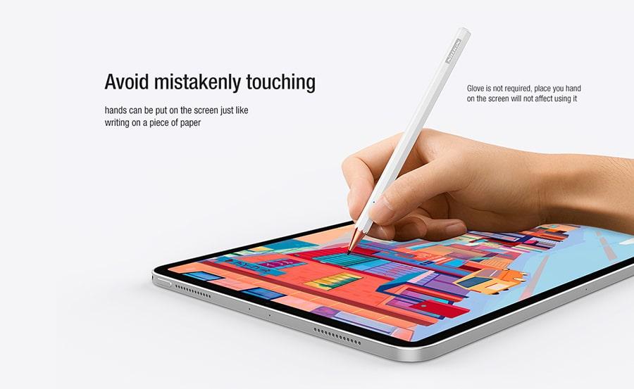 خرید اینترنتی قلم Nillkin Crayon K2 iPad stylus