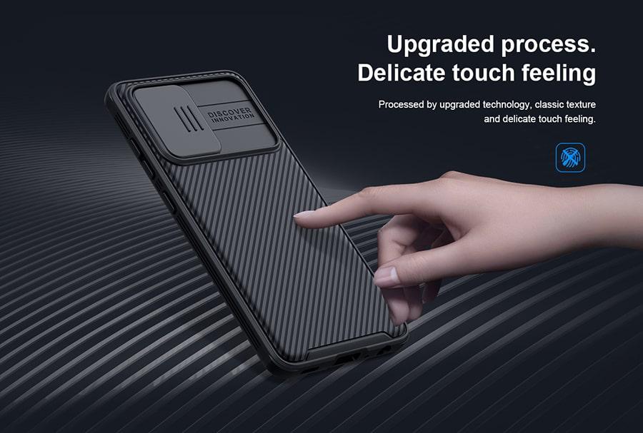 قاب نیلکین برای گوشی Samsung Galaxy A52 5G