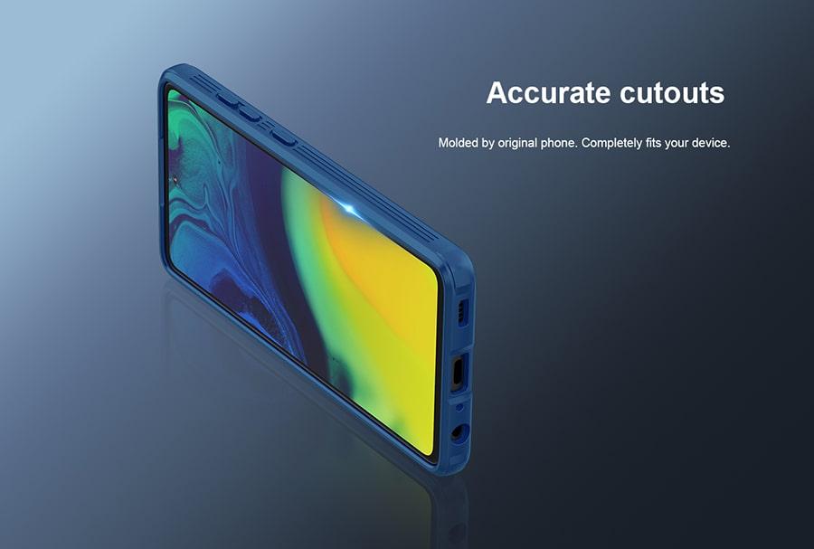 کاور محافظ نیلکین برای گوشی Samsung Galaxy A52 5G