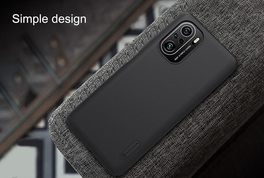 قاب نیلکین Xiaomi Redmi K40