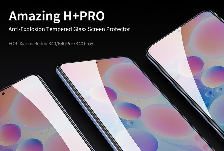 گلس گوشی شیائومیRedmi K40/K40 Pro/K40 Pro Plus