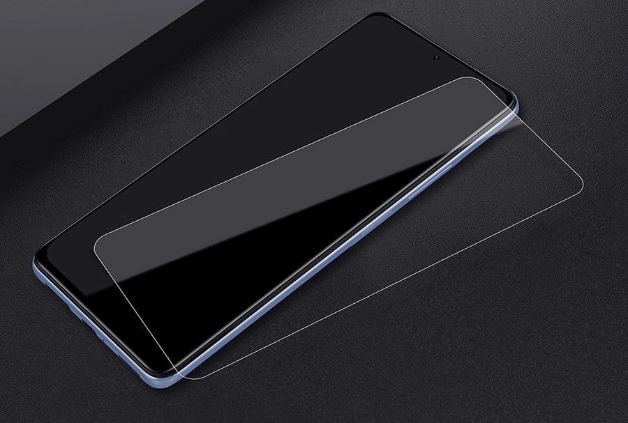 گلس ضد ضربه نیلکین برای گوشی Xiaomi Redmi K40/K40 Pro/K40 Pro Plus