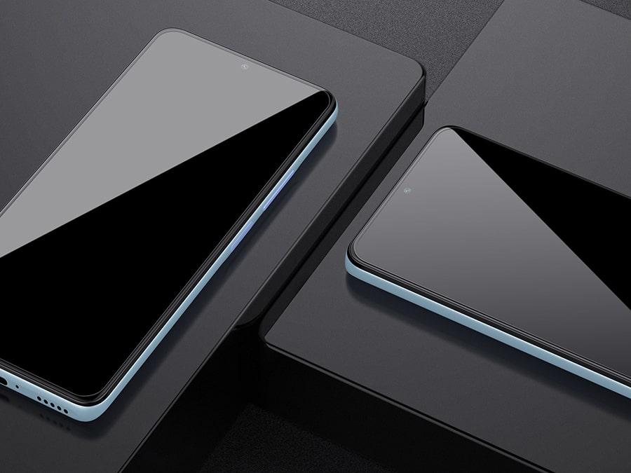 گلس حاشیه دار گوشی Xiaomi Redmi K40/K40 Pro/K40 Pro Plus