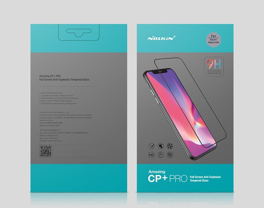 گلس cp+Pro Xiaomi Redmi K40/K40 Pro/K40 Pro Plus