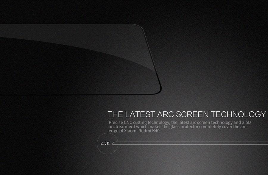 گلس Xiaomi Redmi K40/K40 Pro/K40 Pro Plus