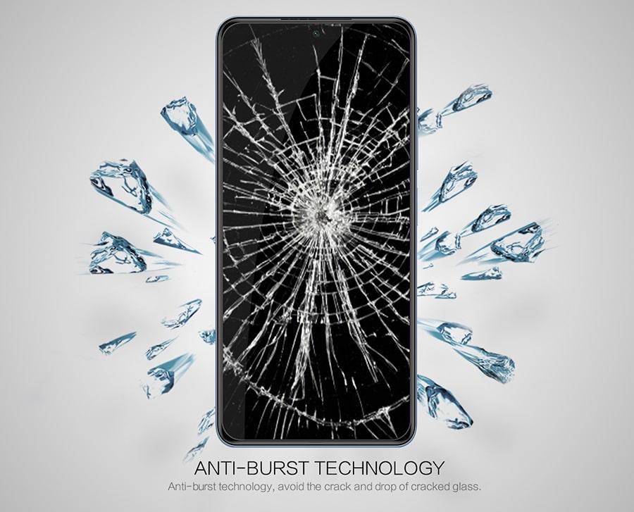 محافظ صفحه نمایش شیشه ای گوشی شیائومی ردمی کا 40 پرو