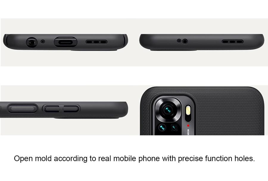 خرید اینترنتی قاب گوشی Xiaomi Redmi Note10 4G