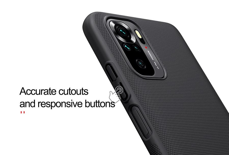 کاور Xiaomi Redmi Note10 4G
