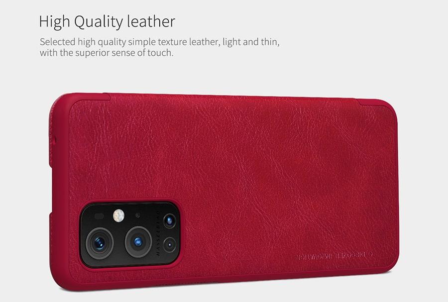 کیف چرمی گوشی OnePlus 9 Pro