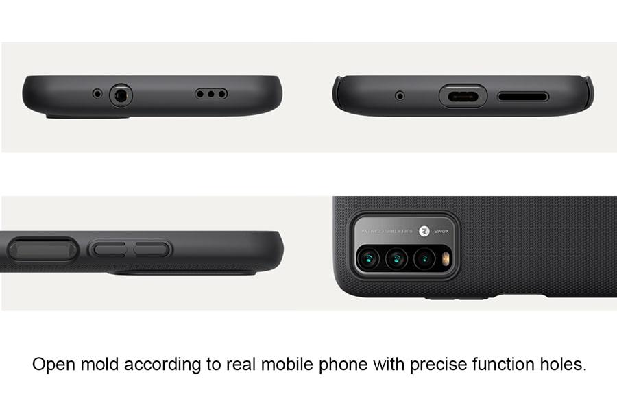 قاب نیلکین برای گوشی Xiaomi Redmi 9T