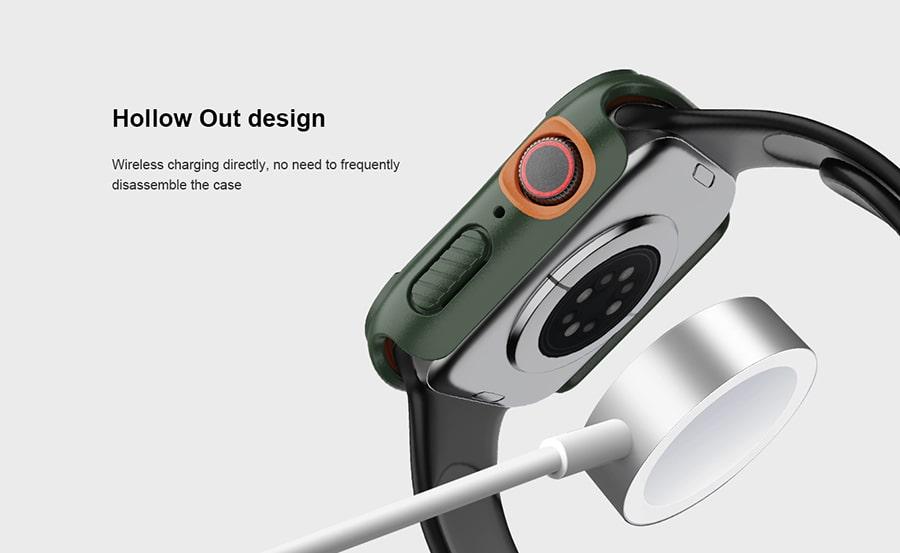 کاور نیلکین Apple Watch 44mm Series 4/5/6/SE